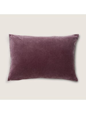 Urban Nature Culture Cushion Vintage Velvet | Violet