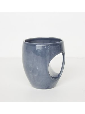 Urban Nature Culture Mug Iwao | Grey blue