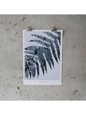 Crisp Sheets Poster Fern