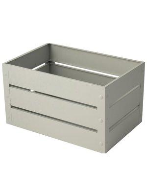 Metal Storage Box | Gray