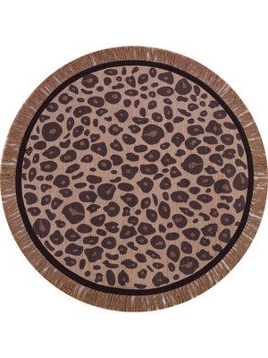 Tapis Petit Vloerkleed Leopard