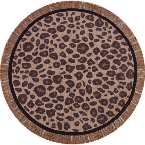 Tapis Petit Rug Leopard