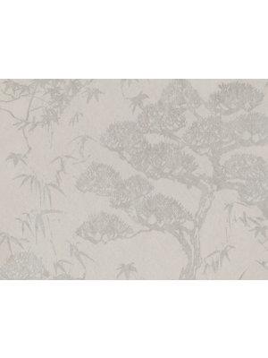 BN Walls Wallpaper Zen | Crane Dance