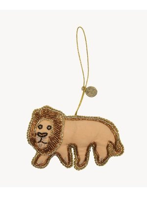 Doing Goods Loopy Lion Pendant