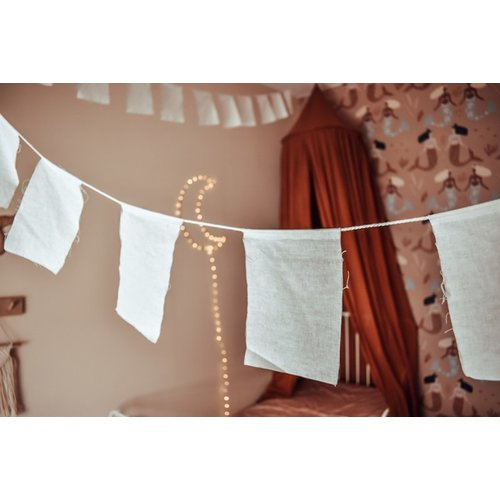 Cotton Design Flag Garland