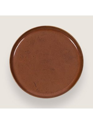 Urban Nature Culture Plate Georgetown 26cm | Brown