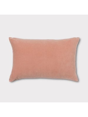 Urban Nature Culture Cushion Vintage Velvet | Cameo Brown Pink