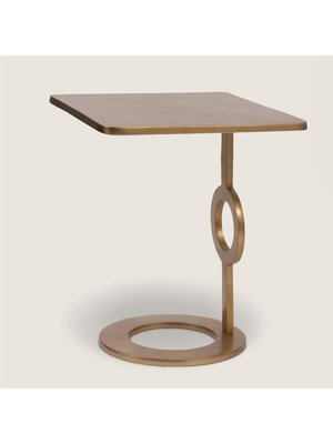 Urban Nature Culture Golden Coffee Table