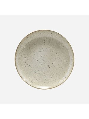 House Doctor Lunch plate Lake | Gray Ø21.4 cm