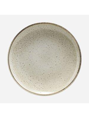House Doctor Dinner plate Lake | Gray Ø27 cm