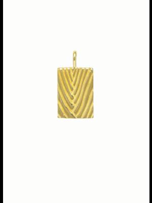 Travelers Palm Pendant | Pendant
