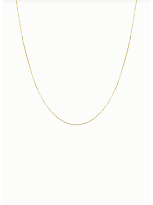 Box Necklace | Ketting