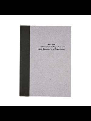 House Doctor Notitieboekje A6 - NOUN
