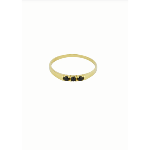Dreamland Ring Onyx
