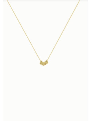 Connected Necklace | Ketting