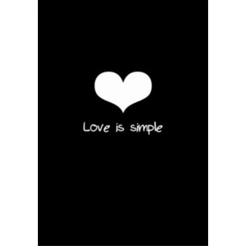 Kaart Love Is Simple