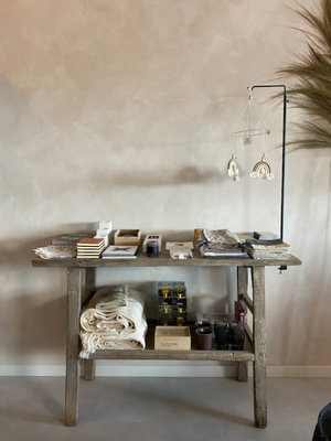 Wooden side table | Bali