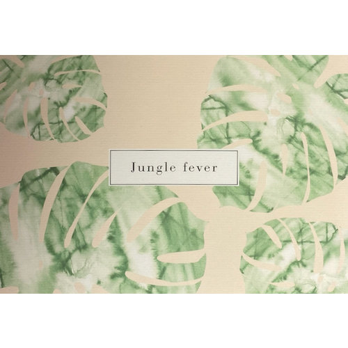 Crisp Sheets Kaart Jungle Fever