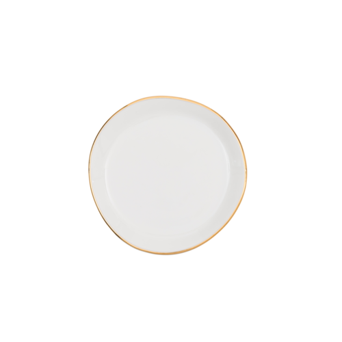 Urban Nature Culture Good Morning Plate Small | Morning White