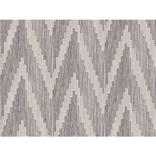 BN Walls Wallpaper Grounded Dancette | Textile
