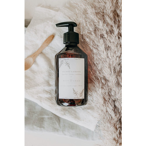 Moes & Griet Hand soap | Secret Garden