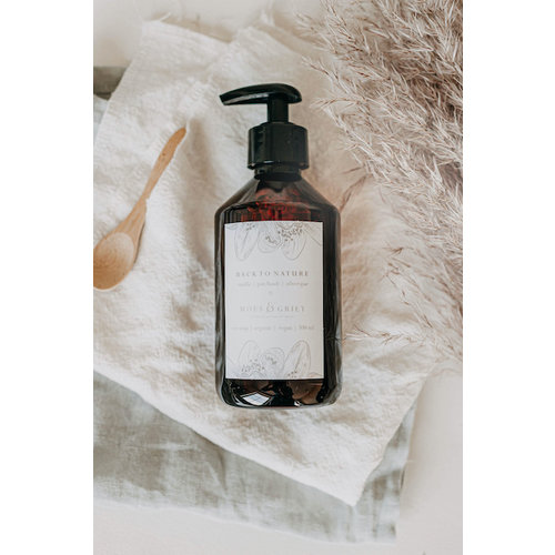 Moes & Griet Hand soap | Back to Nature