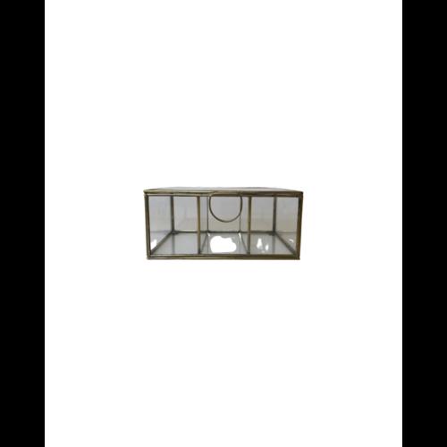Golden Box 14x10x16.5cm