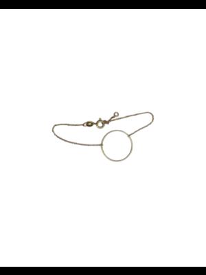 Vintage Bracelet Gold colored