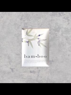 Crisp Sheets Poster Bamboo