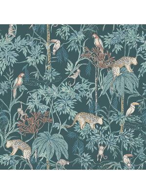 Wallpaper | Boras Tapeter Newbie Wild Jungle 7463