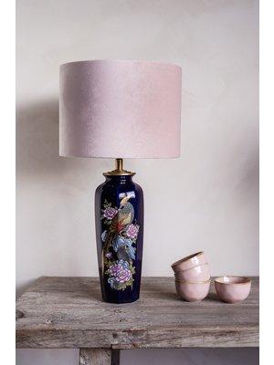 Madame Garage Lamp China Blue Bird