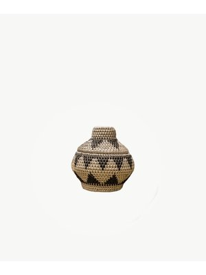 Doing Goods Bali Palmleaf Basket XS | Mand
