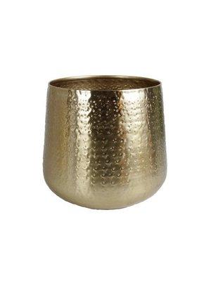 Characteristic Golden Pot 24x22cm