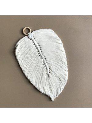 Cotton Design Feather Naturel