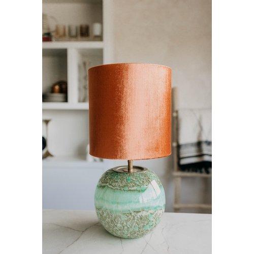 Madame Garage Lamp Candy Green