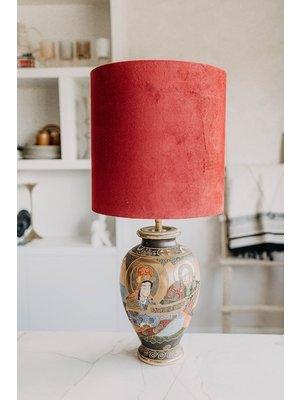 Madame Garage Lamp Japanese Satsuma