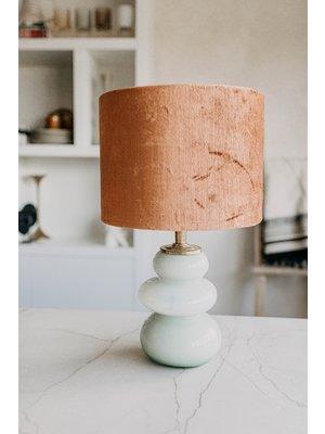 Madame Garage Lamp Pebbles Rusty Shine