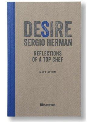 DESIRE | SERGIO HERMAN - Boek, reflecties van een topchef