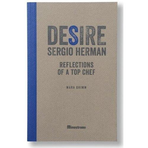 DÉSIR | SERGIO HERMAN - Livre, réflexions d'un grand chef