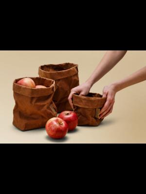 UASHMAMA® Paper Bag Terracotta