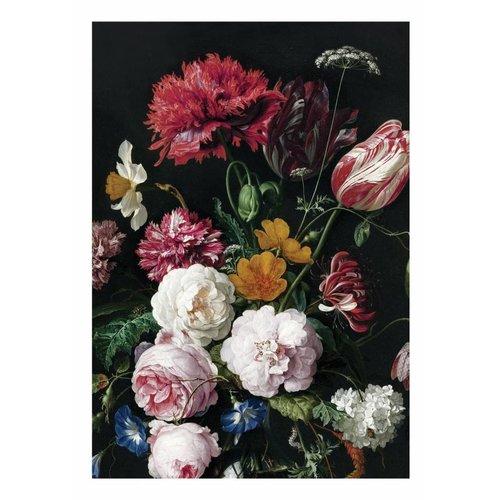 KEK Amsterdam Fotobehang Golden Age Flowers | 194,8 x 280 cm