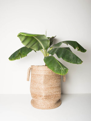 Urban Nature Culture Jute Basket