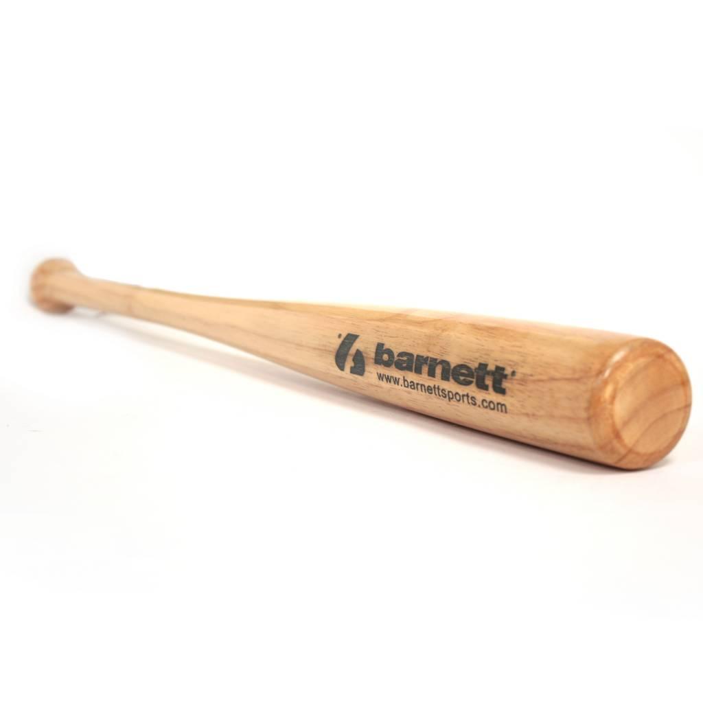 barnett BGBW-1 Бейсбольный комплект для взрослых, 1 деревянная бита + 1 перчатка +1 мяч (BB-W 32, JL-120, TS-1)