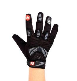 FRG-02 Перчатки нового поколения для ресивера, американский футбол, RE,DB,RB, черные