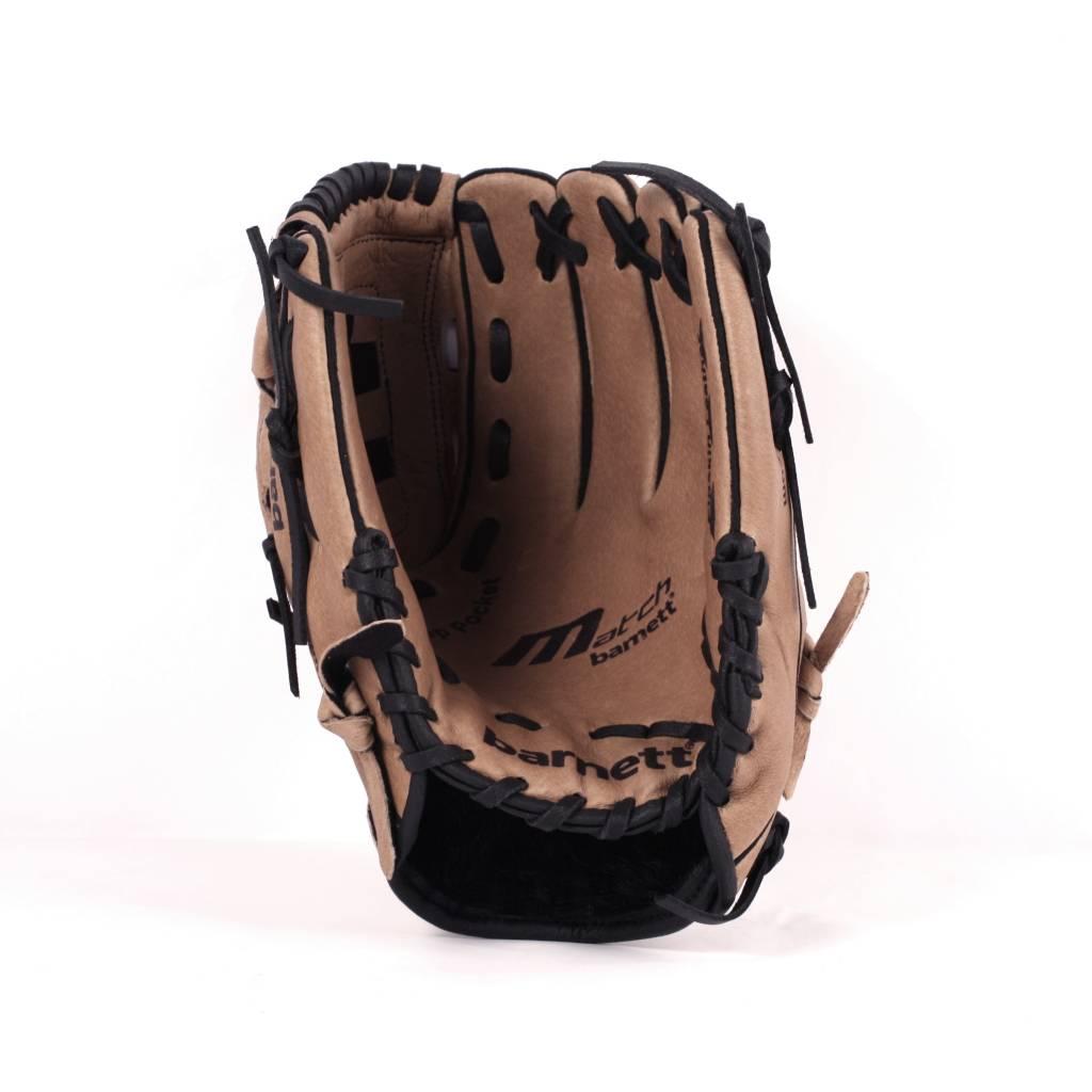 """SL-115 Бейсбольная перчатка из кожи для инфилда/аутфилда, размер 11,5"""""""