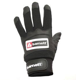 BBG-01 Бейсбольные перчатки для бэттера, черные