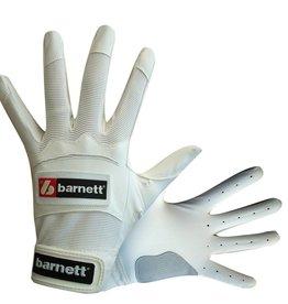 BBG-01 Бейсбольные перчатки для бэттера, белые