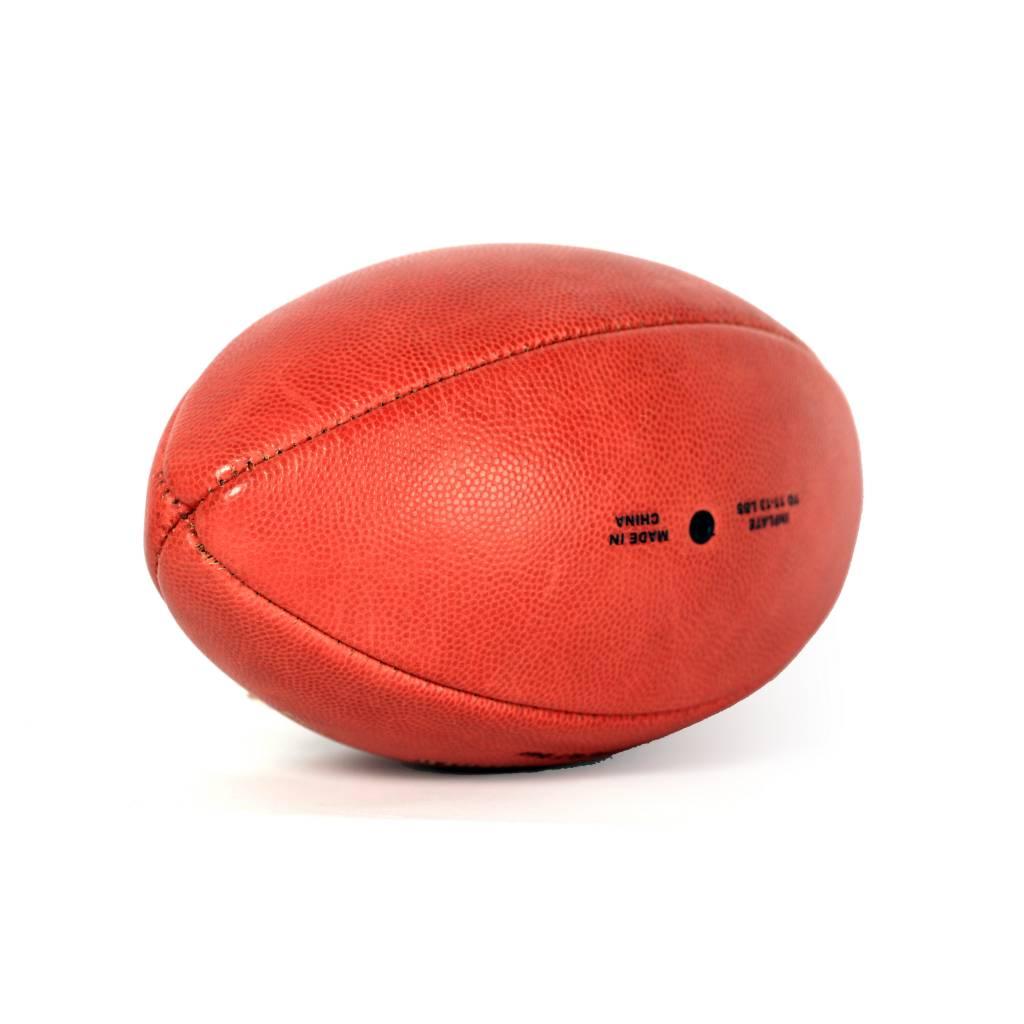 barnett AFZ-1 Мяч для американского футбола, элитный, натуральная кожа