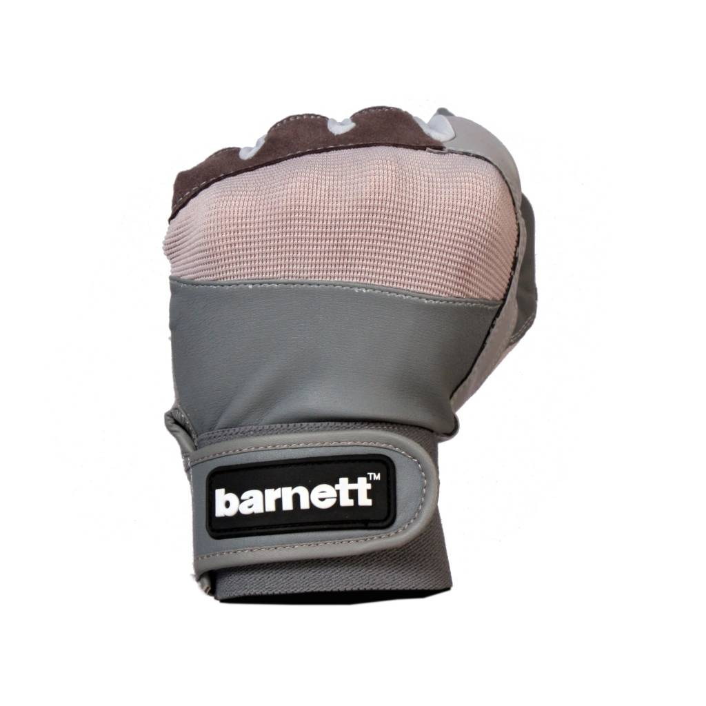 barnett FRG-01 Перчатки для ресивера, американский футбол, RE,DB,RB, серые