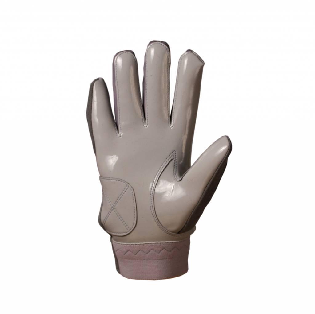 barnett FKG-01 Перчатки для лайнбекера, американский футбол, LB,RB,TE, серые